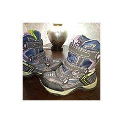 Зимние термо ботинки CORTINA р.25