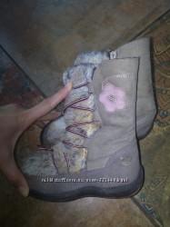 демісезонні чобітки stups