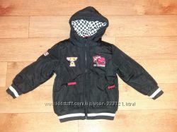 Демисезонная куртка Тачки для мальчика