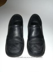 Ессо экко туфли кожанные мальчику 30р.
