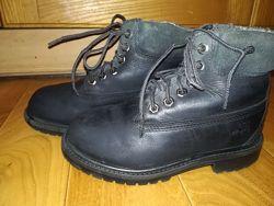 Ботинки зимние Timberland 6 In Premium водонепроницаемые, кожа 31р.