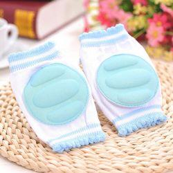 Наколенники защитные для малышей с мягкой вставкой