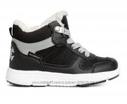 Ботинки H&M Black Waterproof