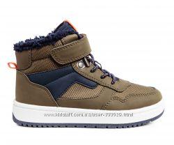 Ботинки H&M Khaki