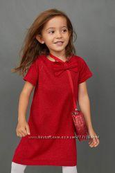 27bdc4b2dfa Трикотажное платье HM Red Bow