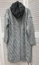 Стильный трендовый аксессуар - шарф-снуд, Италия