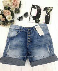 Женские джинсовые шорты, Италия, Скидка