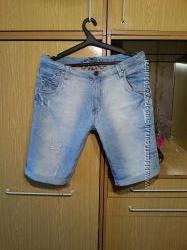 Джинсовые шорты, бриджи Denim Co.