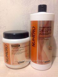 Маска и шампунь  для волос Brelil Numero 1000 мл