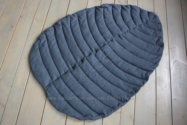 Одеяло Листик игровой коврик