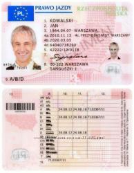 Получить водительское удостоверение иностранному гражданину в Украине.