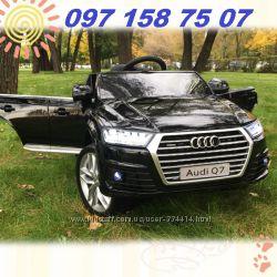 Детский электромобиль Audi Q7 машина M 3231EBLR