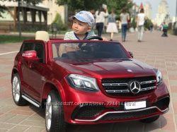 Детский электромобиль Mercedes GLS 63 VIP 2017 4х45W2 аккумулятора