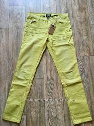 Новые джинсы слим Pull&Bear 30 р.