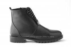 dedc1fa45 Женские демисезонные ботинки на комфортном каблуке LOTTINI, Турция ...