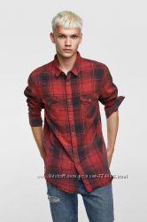 Рубашка Zara размер M