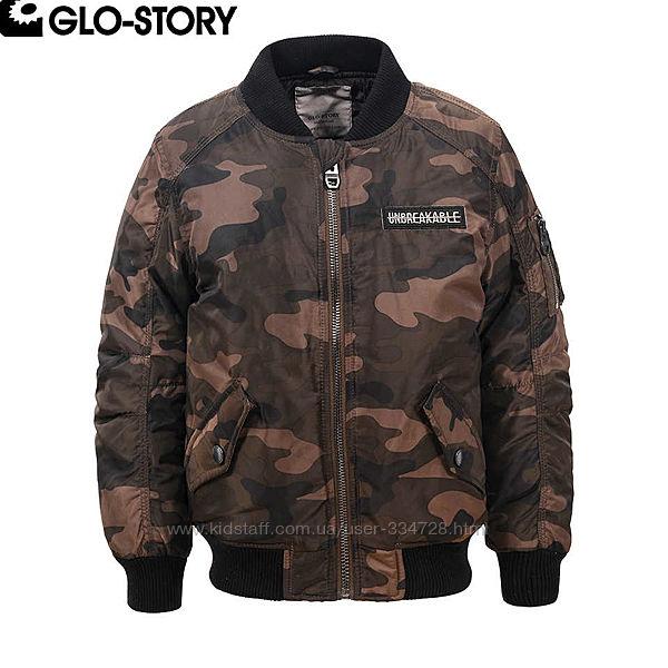 Демисезонная куртка для парней   рр. 134-164  Glo-Story