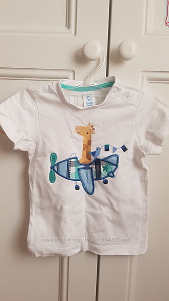 Летняя футболка C&A р 86