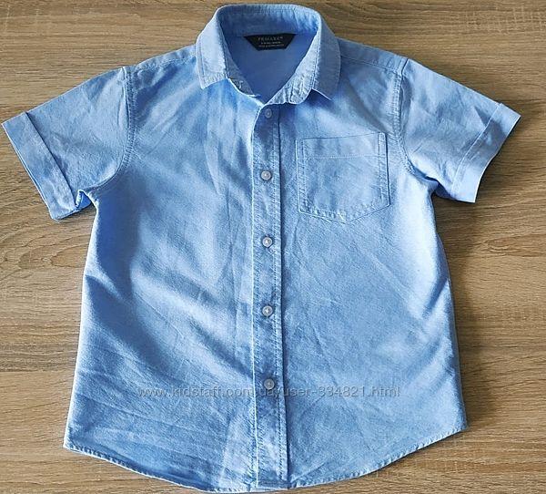 Рубашка тениска на мальчика 3-4 лет Primark