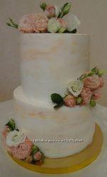 Торт на свадьбу и день рождения. Киев.