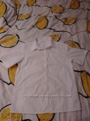 Школьная рубашка M&S, 12-13