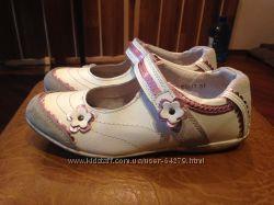Кожаные туфли Steiner, 20 см