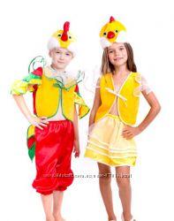 Костюм курочка, півник, петушок, курчатко, півень, цыпленок - Позняки