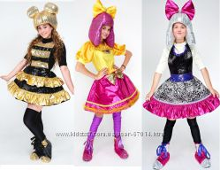 Продаж костюм аніматорів аниматоров лялька ЛОЛ кукла LOL - Позняки