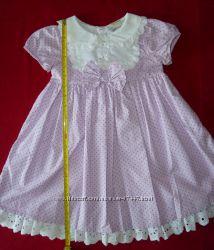 Платье Laura Ashley на 4-6 лет