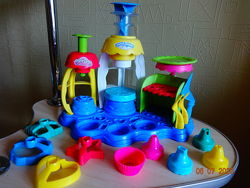 Шикарный набор Play Doh Sweet Shoppe Фабрика пирожных