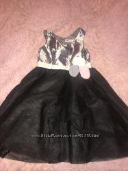 Платье НМ на девочку 5-6 лет