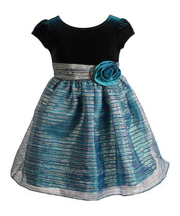 Шикарное платье Sweet Heart Rose из США размер 6