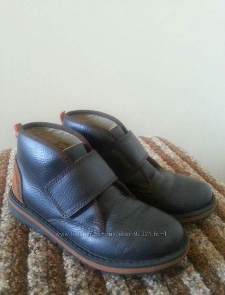 Осенние кожаные ботинки Umi в размере 30EU 12US стелька 19. 5см