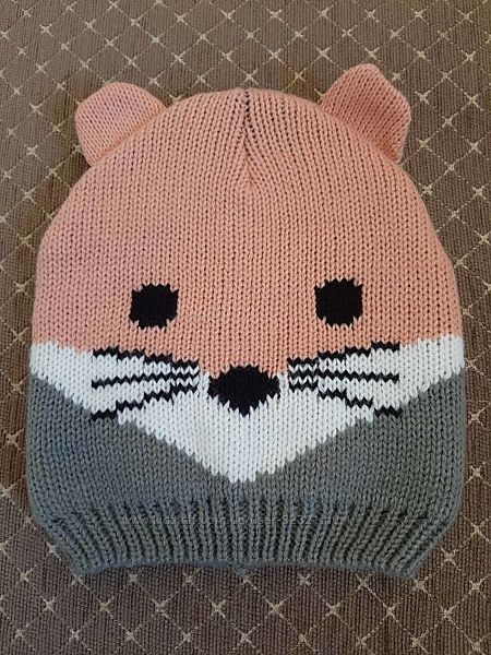 Новая шапка-лисичка Berkshire из США