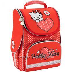 Рюкзак ортопедический школьный Kite Hello Kitty HK17-501S-1