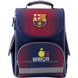 РЮКЗАК ШКОЛЬНЫЙ КАРКАСНЫЙ KITE FC Barcelona BC19-501S