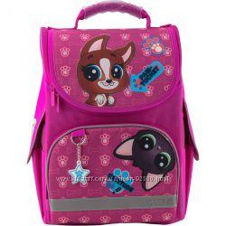 Рюкзак каркасный школьный Kite Littlest Pet Shop PS19-501S