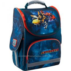 Рюкзак каркасный школьный Kite Transformers TF19-501S-1