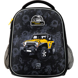 Рюкзак школьный каркасный Kite Education Off-road K20-555S-1