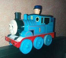 Большой  паровоз Томас