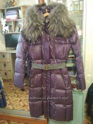 Продам пальто пуховик Aviva 44 р