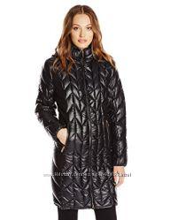 Женский пуховик Via Spiga Women&acutes Chevron Packable Coat
