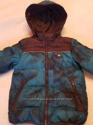 Куртка зимняя S. Oliver р 110 для мальчика фирменная