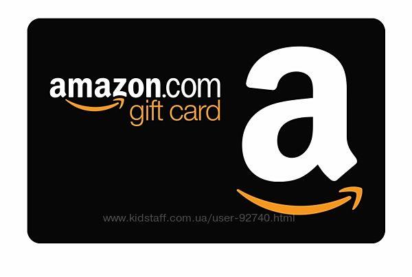 AMAZON Gift карты - Лучшие условия