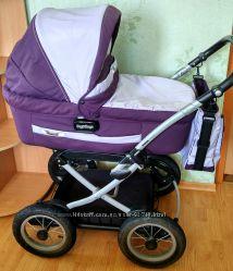 Коляска для новорожденных Peg Perego Culla Auto автолюлька  подарок