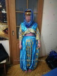 Канавальный новогодний костюм для взрослого  Восточная красавица Прокат