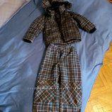 Пальто куртки на возраст 6-7-8-9 лет