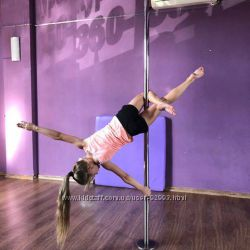 Бесплатное занятие Pole dance м. Левоб.