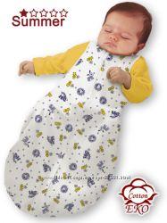 Пеленка-безрукавка Deep Sleep 4, EKO Cotton