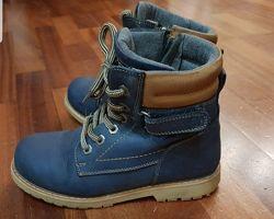 Продам утеплённые ботинки, турецкой фирмы Tutubi